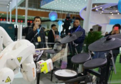 中国发力智能制造迎接产业变革