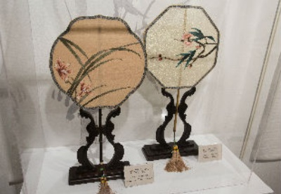 中国浙江扇子与风筝工艺展在悉尼开幕