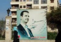 中东外交:必须将阿萨德考虑在内