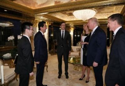 特朗普当选:对日本是好事?