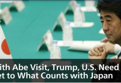 安倍访美,特朗普和美国需要明白什么对日本重要