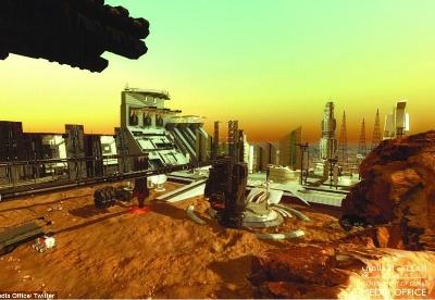 阿联酋计划100年内在火星建造迷你城市