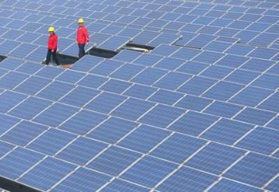 中国正从美国接手清洁能源领导地位