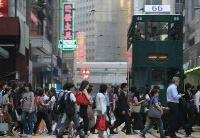 香港人口老化步伐加快特区政府增加安老服务投入