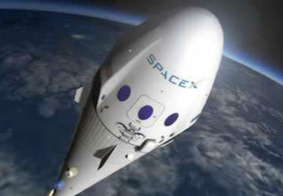 SpaceX公司计划2018年送两名太空游客绕月飞行