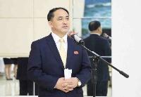 朝鲜外务省副相李吉成访华