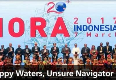 印度洋区域的未知领导者