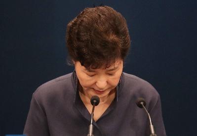 详讯:朴槿惠成韩国首位遭弹劾下台的总统 未现身判决现场 韩国朝野立即表态