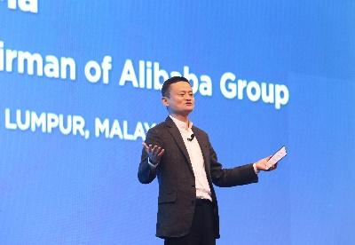 阿里巴巴集团将在马来西亚建设区域物流中心