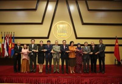 第18次中国—东盟联合合作委员会会议在雅加达举行