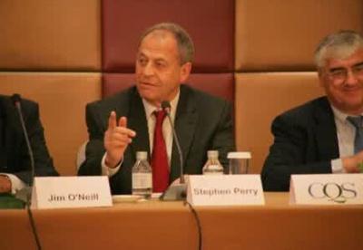 斯蒂芬•佩里:英国率先加入亚投行是明智之举