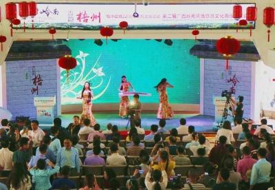 2017年第二届广西岭南风情旅游文化周在梧州启动