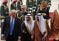 特朗普访问沙特意在伊朗