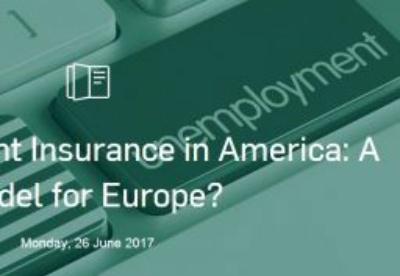 美国的失业保险:为欧洲树立典范?