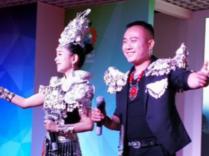 阿斯塔纳世博会湖南周启幕   张家界邀外籍观众免费畅游
