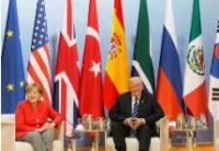 二十国集团汉堡峰会与美国的领导地位