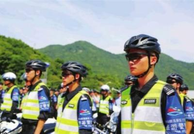 浙江首批海岛旅游警察亮相上岗