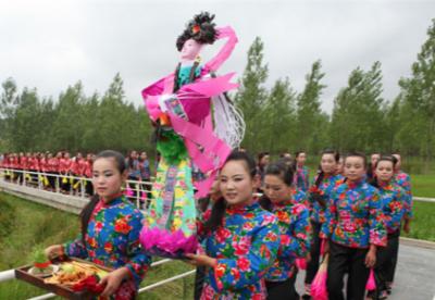 陇南:乞巧催生西和旅游内生动力