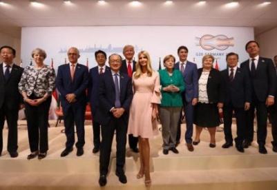 通往崇高目标的幽暗道路:G20女性倡议