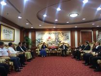 新华丝路泰国商务考察团:拜访政商巨人,落地项目合作(下)