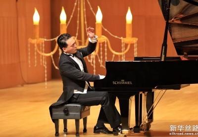 """""""流淌的月光""""钢琴家吴牧野全国巡演北京站圆满落幕"""