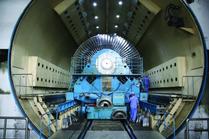 亚洲最大320吨高速动平衡机