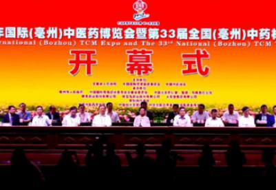 2017年国际(亳州)中医药博览会以药为媒推动发展