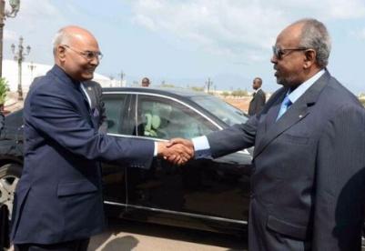 印度在非洲扩张的雄心