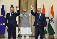印欧合作:建立在新动力之上