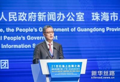 """何亚非:广东应以加快大湾区建设为落实""""一带一路""""的重点环节"""