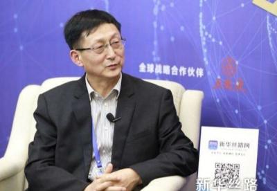 """雅鹰船务薛峰: """"一带一路""""倡议为企业转型发展带来新机遇"""