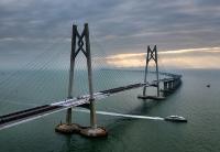 港珠澳大桥主体工程春节前将完成最终验收