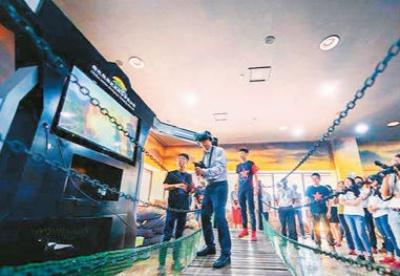 科技释放旅游魅力 景区有了新工具游客有了新体验