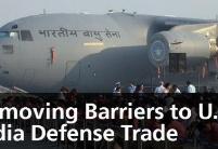 消除美印防务贸易壁垒