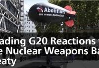 解读G20对《禁止核武器条约》的反馈