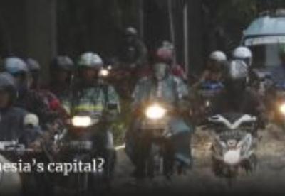 雅加达将不再是印尼首都?