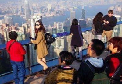 香港旅发局:2017年访港旅客增3.2% 超市场预期