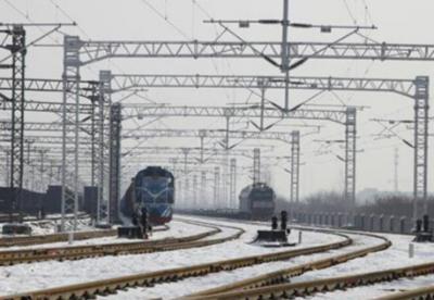 中欧班列(武汉)始发站扩能 到发线由3条扩容到8条