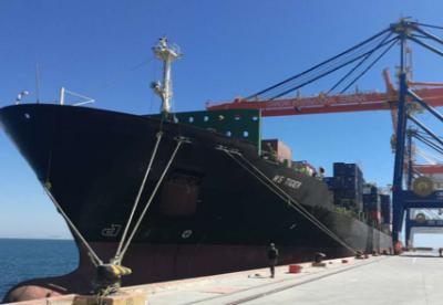 瓜达尔港开通集装箱班轮航线 连通巴基斯坦和中东地区