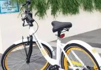 共享单车O-Bike在瑞士遭冷遇