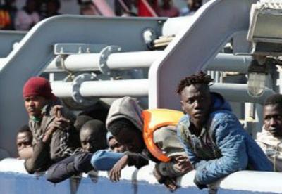 2010年起至少一百万撒哈拉以南非洲人迁至欧洲