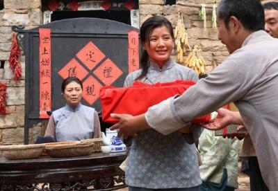 电影《党员登记表》浙江首映式在柯桥举行