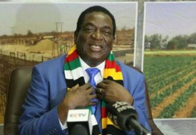 津巴布韦将全方位参与一带一路建设