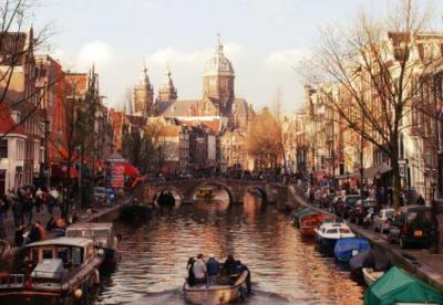 """荷兰积极拥抱""""一带一路""""倡议 明确五大对华优先合作领域"""