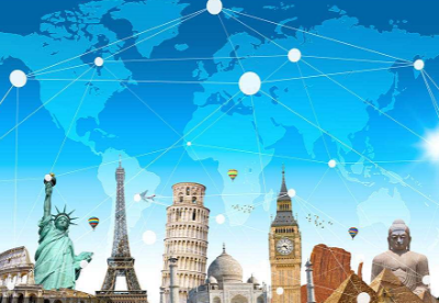一带一路相关国家中,中国创意产品贸易伙伴十强都有谁?
