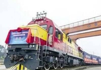 中欧班列(南宁—河内)物流增势向好 越南入境货物猛增