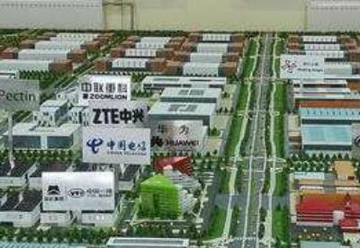 中白工业园入园企业数量不断增加