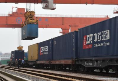 中欧班列助力西班牙企业对义乌出口大增