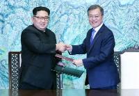 朝韩首脑会晤给半岛和平带来曙光