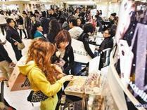 香港消费意欲畅旺 今年首季度零售额同比升14.3%